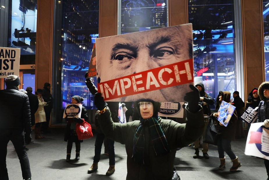 Donald Trump's Impeachment