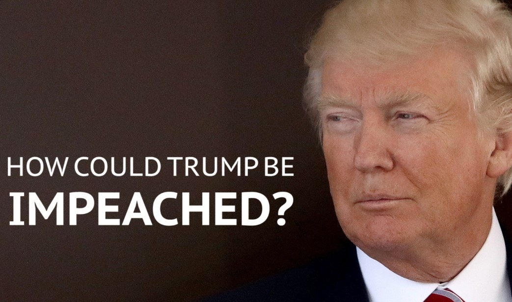 DONALD TRUMP IMPEACHMENTS